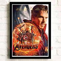Плакат с Доктором Стрэндж!