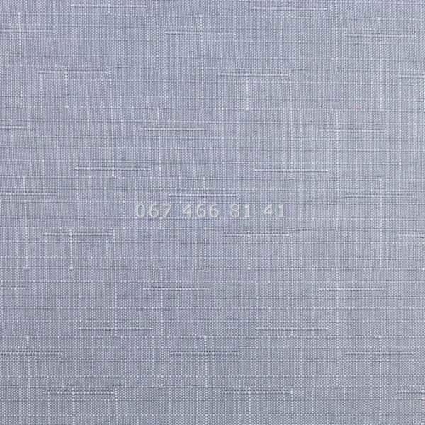 Тканевые ролеты Besta Uni с П-образными направляющими Len T Grey 7436