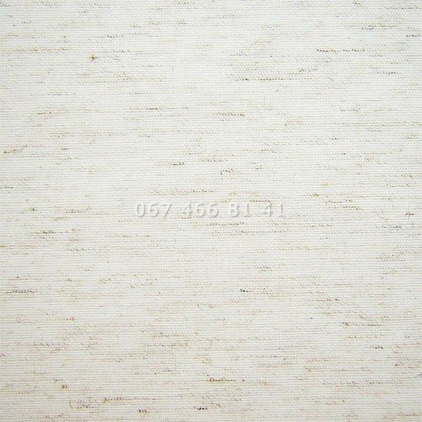 Тканевые ролеты Besta Uni с П-образными направляющими Flax Cream 001