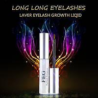 Сыровотка для роста ресниц и бровей FEG фег фэг eyelash enhancer , оригинал