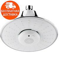 Потолочный верхний душ Q-tap 0040 WHI белый, фото 1