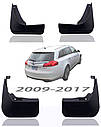 Брызговики MGC Opel Insignia Инсигния Европа Buick Regal Америка 2009-2017 гв комплект 4 шт 22897489, 22878774, фото 5