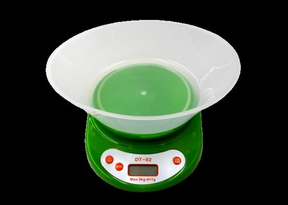 Весы кухонные с чашей D&T DT-02, фото 2
