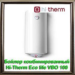 Бойлер комбинированный Hi-Therm Eco life VBO 100  0,7м2