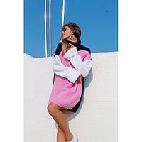 Платье свитер женское Вязка 8332