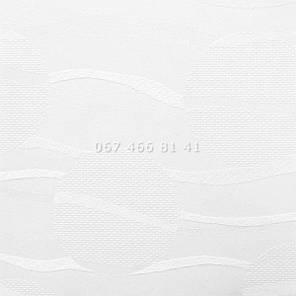 Тканевые ролеты Besta Uni с П-образными направляющими Sea White 2018, фото 2