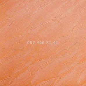 Тканевые ролеты Besta Uni с П-образными направляющими Woda T Apricot 1844, фото 2