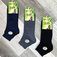 Носки мужские бамбук Z&N, ароматизированные, без шва, 41-44 размер, укороченные, ассорти, 679