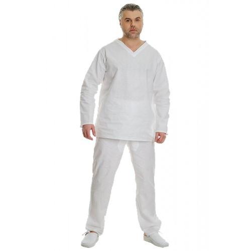 Білизна натільна тканина бязь щільність 140