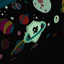 "08872SSB Пенал з наповнюють. ""Super Heroes Space"" ТМ ""MILAN"", фото 2"