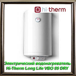 Электрический водонагреватель Hi-Therm Long Life VBO 80 DRY