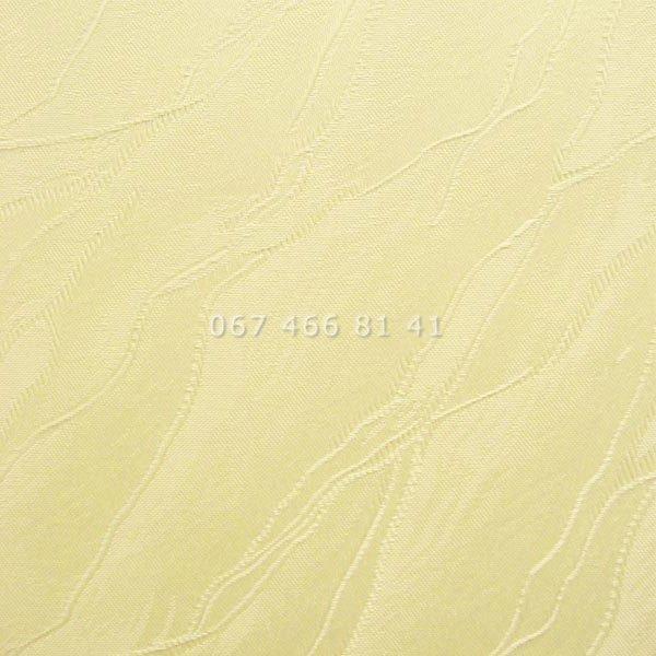 Тканевые ролеты Besta Uni с плоскими направляющими Woda T Yellow 2072