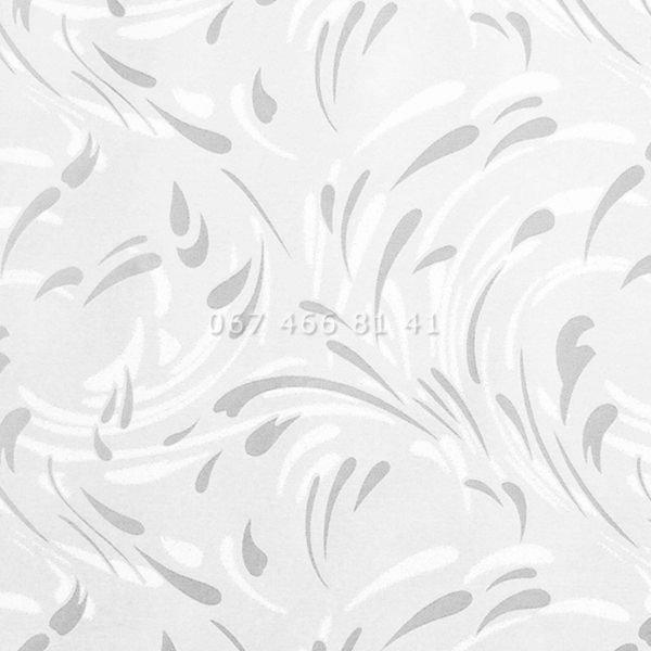 Тканевые ролеты Besta Uni с П-образными направляющими Paloma White 01