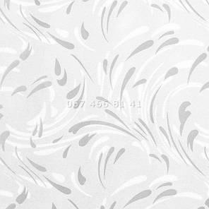Тканевые ролеты Besta Uni с П-образными направляющими Paloma White 01, фото 2