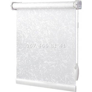 Тканевые ролеты Besta Standart Rosmary White 0100, фото 2