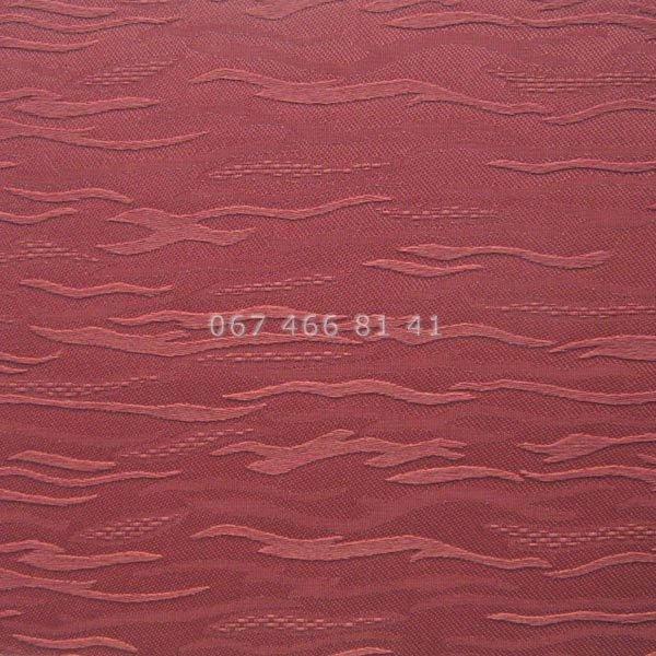 Тканевые ролеты Besta Uni с П-образными направляющими Lazur T Cherry 2088