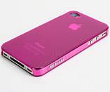 Чехол накладка Benks Magic Seaweed-G для Apple iPhone 4/4S, фото 7