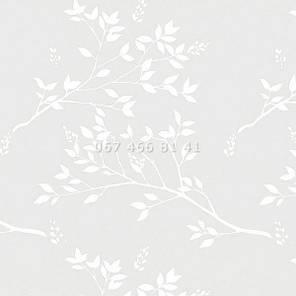 Тканевые ролеты Besta Uni с П-образными направляющими Park White, фото 2
