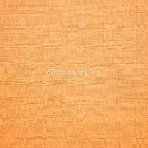 Тканевые ролеты Besta Uni с П-образными направляющими Len T Orange 0852