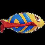 Антистресова іграшка Рибка Клоун 20*23 см, полистерольні кульки, фото 3