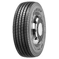 Грузовая шина 235/75R17.5 132/130М SP344 Dunlop, грузовые шины Данлоп СП 344 на рулевую ось