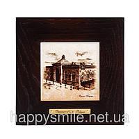 "Картина Одесса 1794 ""Филармония"" (18x18) см"