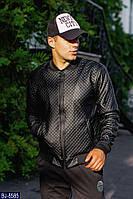 Мужская куртка черная 46 48 50 52