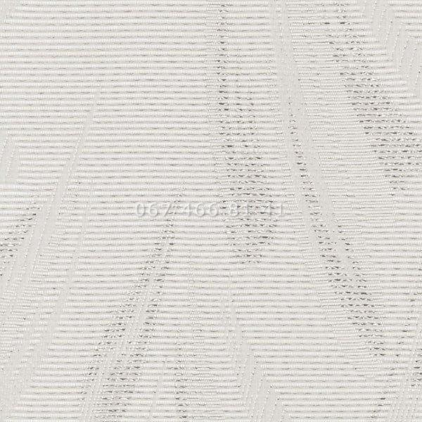 Жалюзи вертикальные 89 мм Джангл серебристые