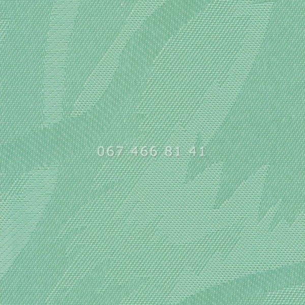 Жалюзи вертикальные 89 мм Рио светло-зеленые
