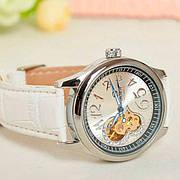 Женские часы Goer 1303 White