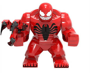 Лего фигурки  Веном Lego Marvel Марвел супер-герои мстители Venom Карнидж