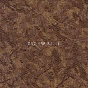Жалюзи вертикальные 89 мм Шелк коричневые, фото 2