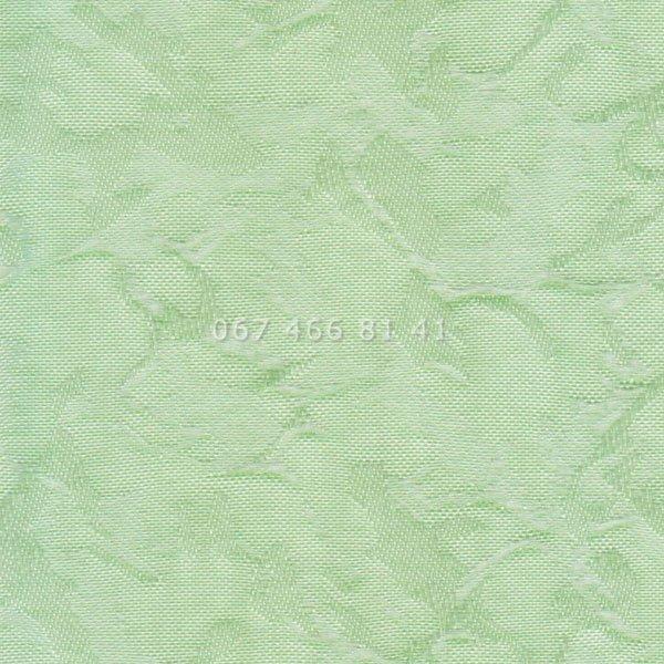 Жалюзи вертикальные 89 мм Шелк светло-зеленые