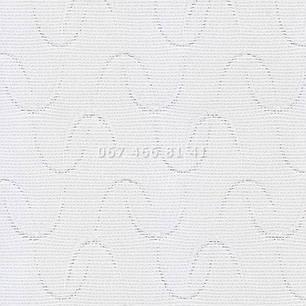 Жалюзи вертикальные 127 мм Duna White 411, фото 2