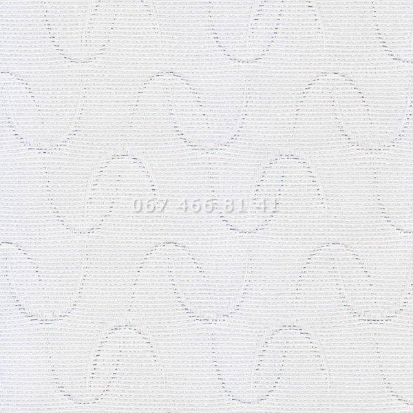 Жалюзи вертикальные 127 мм Duna White 411
