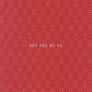 Жалюзи вертикальные 89 мм Кельн красные, фото 2
