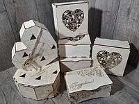 Оригинальные деревянные коробки