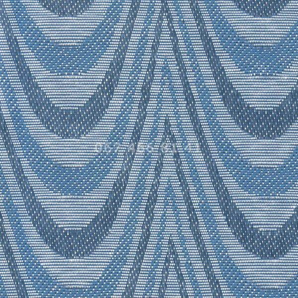 Жалюзи вертикальные 89 мм Металлик Ампир сапфировые