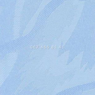 Жалюзи вертикальные 89 мм Рио голубые, фото 2