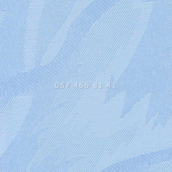 Жалюзи вертикальные 89 мм Рио голубые