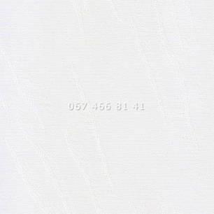 Жалюзи вертикальные 89 мм Милан белые, фото 2