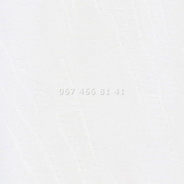 Жалюзи вертикальные 89 мм Милан белые