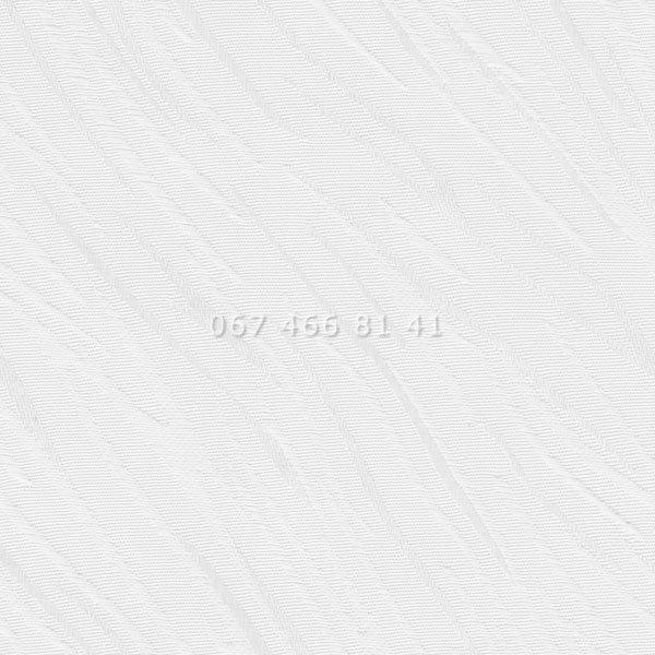 Жалюзи вертикальные 127 мм Tiffany White 701