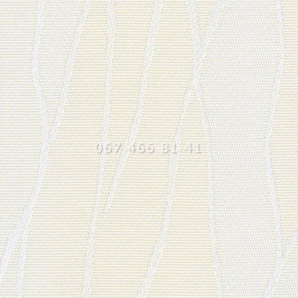 Жалюзи вертикальные 89 мм Жаккард BlackOut бежевые