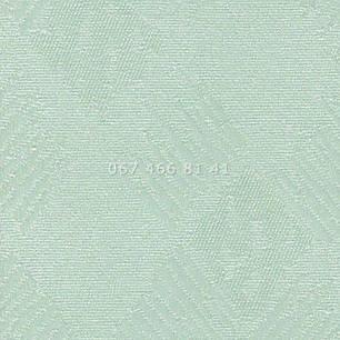 Жалюзи вертикальные 89 мм Жемчуг серо-голубые, фото 2