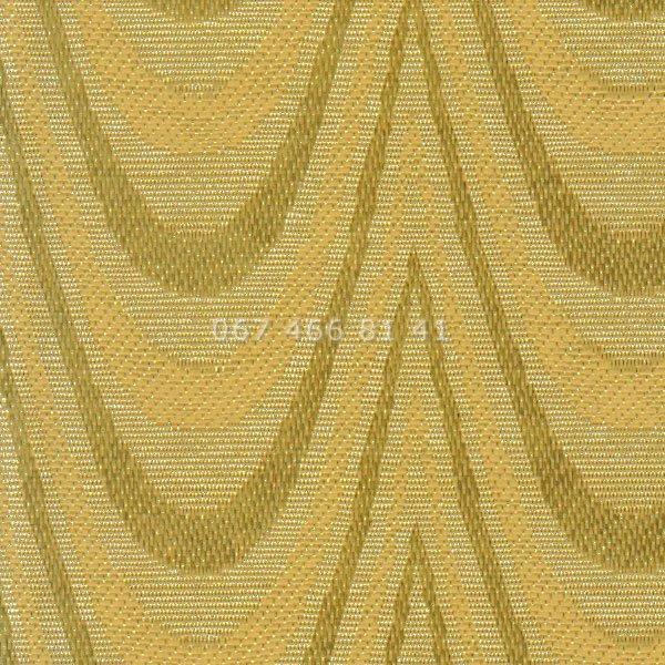 Жалюзи вертикальные 89 мм Металлик Ампир золотистые