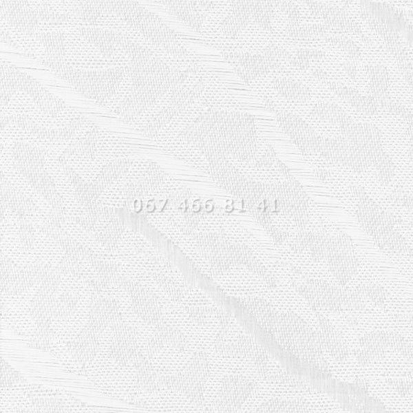 Жалюзи вертикальные 89 мм Бали белые