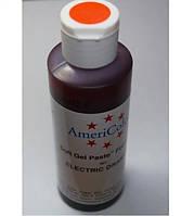 Конц.Гелевый краситель красный Ameri Color 128g.(код 01011)