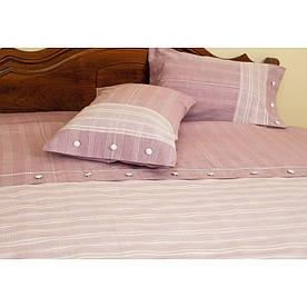 Постельное белье Buldans - Sude gul kurusu розовое евро
