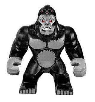 Лего фигурки   Lego Marvel Марвел супер-герои мстители Горилла Гродд